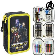 Trippel pennfodral The Avengers 78650