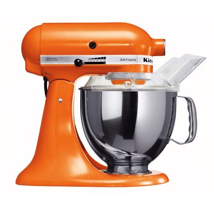 KitchenAid Artisan Kjøkkenmaskin Orange - 4,8 + 3 liter
