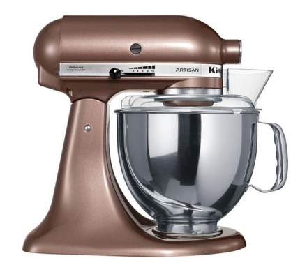 KitchenAid Artisan Kjøkkenmaskin Apple Cider / Bronze