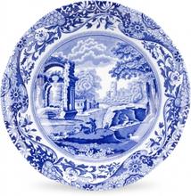 Blue Italian Cereal Bowl 15cm