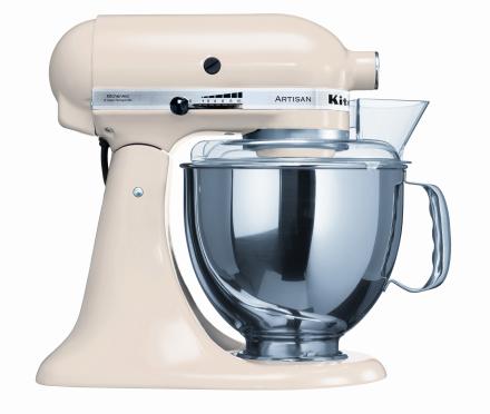 KitchenAid Artisan Kjøkkenmaskin Caffe Latte
