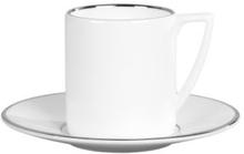 Jasper Conran Platinum Espresso Cup 0.075 ltr