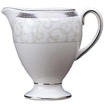 Wedgwood Celestial Platinum Cream Globe 15 cl Kun 1 igjen