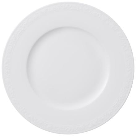 Villeroy & Boch White Pearl Flat plate, 22cm