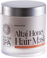 Natura Siberica Fresh Spa Atai Honey Hair Mask 400 ml