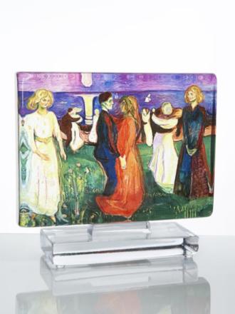 Munch Kunstblokk Livets Dans