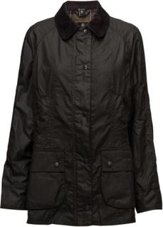 Barbour Classic Beadnell Wax Jacket Fôret Jakke Svart BARBOUR