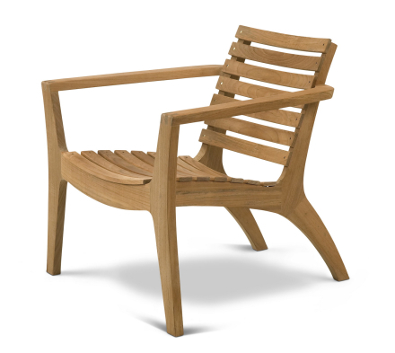 Skagerak Regatta Lounge Chair Teak