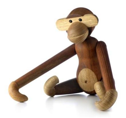 Kay Bojesen Ape Stor