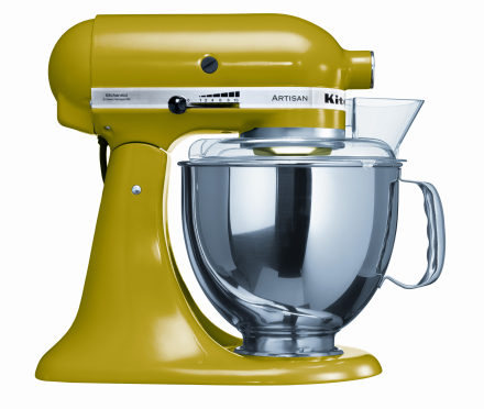 KitchenAid Artisan Kjøkkenmaskin Eplegrønn