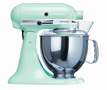 KitchenAid Artisan Kjøkkenmaskin Isblå