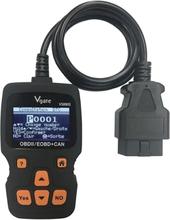 Vgate VS890S Professional OBDII Diagnostikkverktøy til bil