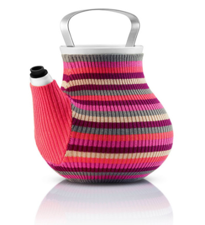Eva Solo My Big Tea Tekanne Pink Stripes 1,5l
