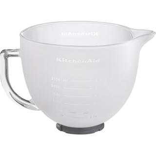 KitchenAid Frostet Glassbolle m/lokk 4,83 Liter