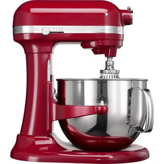 KitchenAid Artisan Kjøkkenmaskin 6,9l Rød