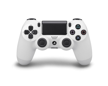 PS4 - DUALSHOCK 4 Wireless Controller - White V2