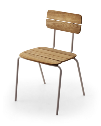 Skagerak Flux Chair Teak