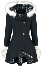 Alice in Wonderland - Wonderland -Kort jakke - svart