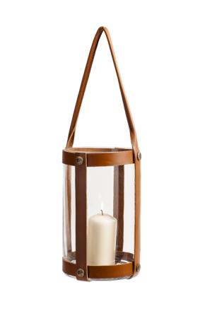 Skargaarden Möja Candle Lantern Clear Glass