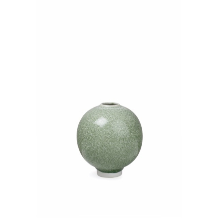 Kähler Unico Vase Mosegrønn