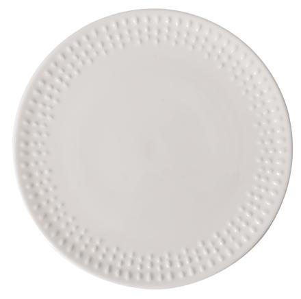 Wik & Walsøe Snø tallerken 27 cm