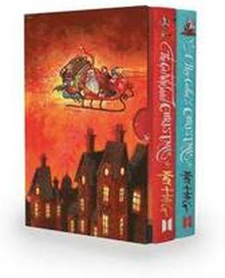A Boy Called Christmas and The Girl Who Saved Chri