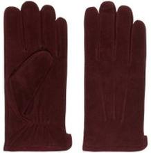 J.LINDEBERG Sono Suede Gloves Man Brun