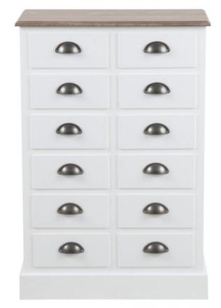Agnes byrå - skänk 12 lådor