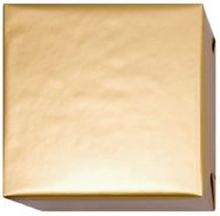 Inslaget I guldpapper/st
