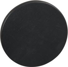 Milford väggknopp svart ek 12 cm