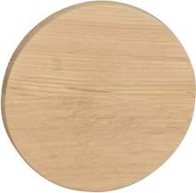 Milford väggknopp ek 12 cm
