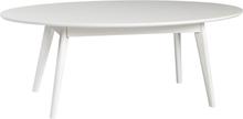 Yumi soffbord vit 130 x 65 cm