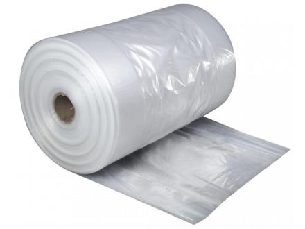 Plastikrørfilm klar 550/100x0,04mmx500m