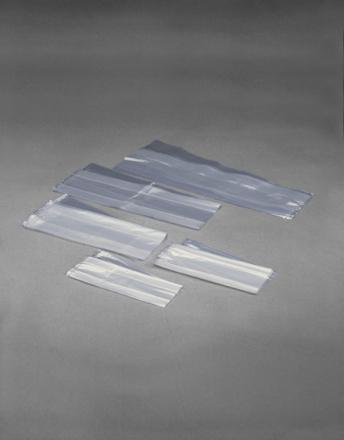 Plastikpose LDPE klar sidef. 90/25x230x0,025mm 1000stk/kar