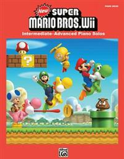 New Super Mario Bros. Wii: Intermediate / Advanced Piano Solos