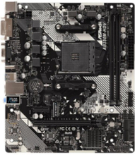 AB350M-HDV R4.0 - motherboard - micro ATX - Socket AM4 - AMD B350 FCH Moderkort - AMD B350 - AMD AM4 socket - DDR4 RAM - Micro-ATX