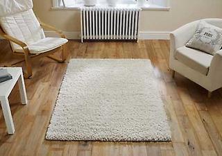 Oriental Weavers Elsa grädde rektangel mattor Plain/nästan slätt ma...
