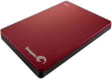 Backup Plus STDR1000203 - hårddisk - 1 T - Extern Hårddisk - 1 TB - Röd