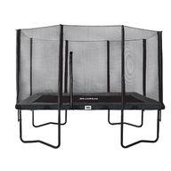 Suorakaide trampoliini Salta Premium Black 305x214cm
