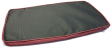 Wonderfold - Small Special Pillow - Black with red line