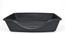 WonderFold - Dog bed - XL - Antrasit Grey
