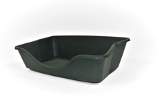 WonderFold - Dog bed - Small - Green
