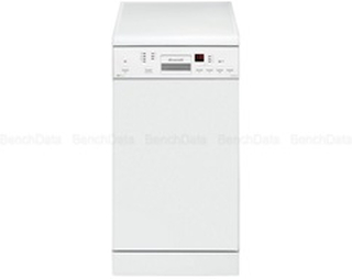 Brandt DFS 1010 W opvaskemaskine fritstående opvaskemaskine