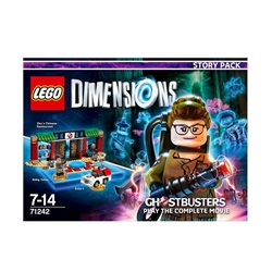 Lego Dimensions: Story Pack - Ghostbusters - wupti.com