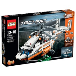 LEGO Technic Helikopter til tung last 42052 - wupti.com