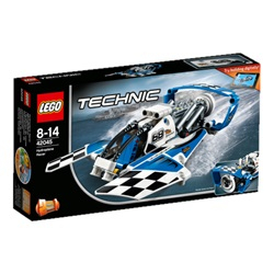 LEGO Technic Hydroplan-racerbåd 42045 - wupti.com