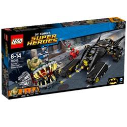 LEGO Super Heroes Batman™: Killer Croc™ - kampen i kloakken 76055 - wupti.com