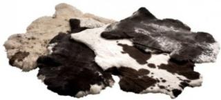 Skandilock Wooly LW Långhårig kammad fäll 60x100 cm - Naturligt fläckad