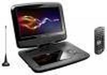 Lenco DVP-9413 Portable DVD met DVB-T-ontvanger - AKTIE!