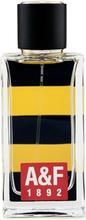 Abercrombie & Fitch 1892 Yellow Eau De Cologne Spray